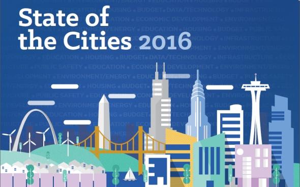 דוח מצב הערים 2016
